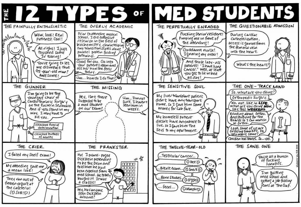 12-types-of-med-students-on-one-page-small